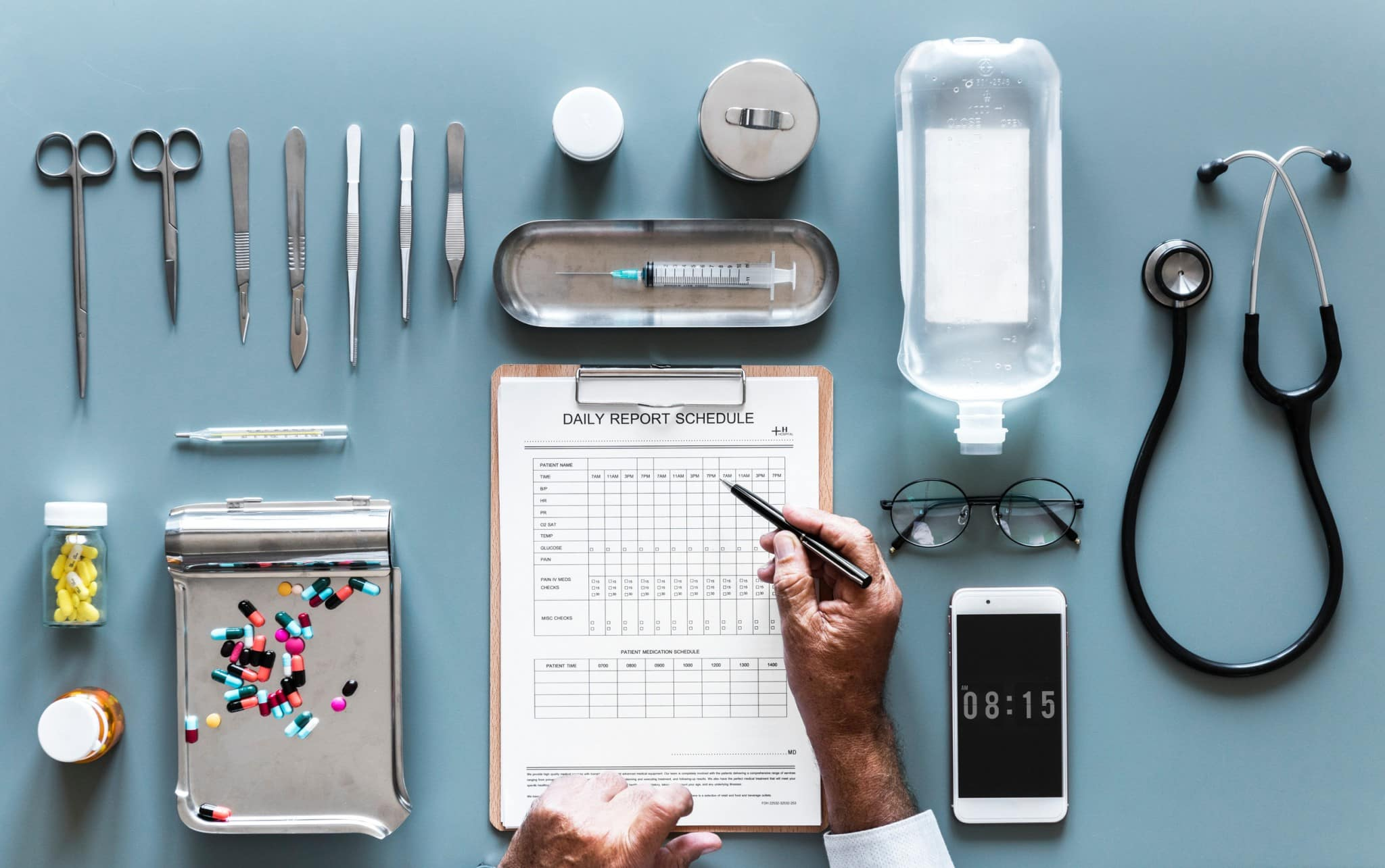 10 Easy Ways To Make Your Medical Practice More Productive Today Sortly