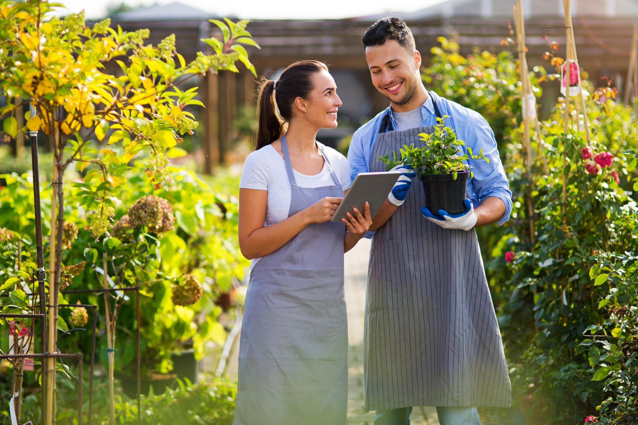 A landscaping inventory management system can keep your business profitable and pristine.